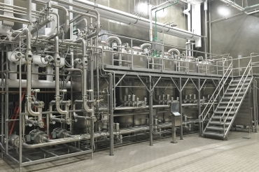 Cheese Plant - CIP System