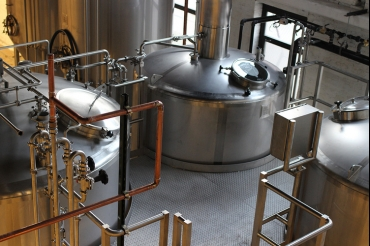 2-Vessel Brewhouse • Empirical Brewing Co. (IL)
