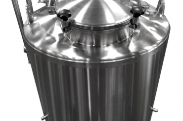 3-BBL Yeast Brink (front view)