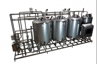 Brewing CIP Skid