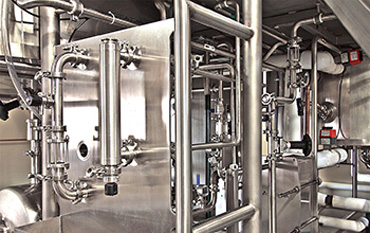 Our Stainless Steel Processing Systems Make it Happen.  Since 1929.